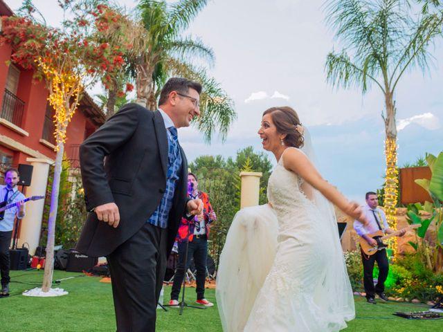 La boda de Raúl y Faby en Alacant/alicante, Alicante 78