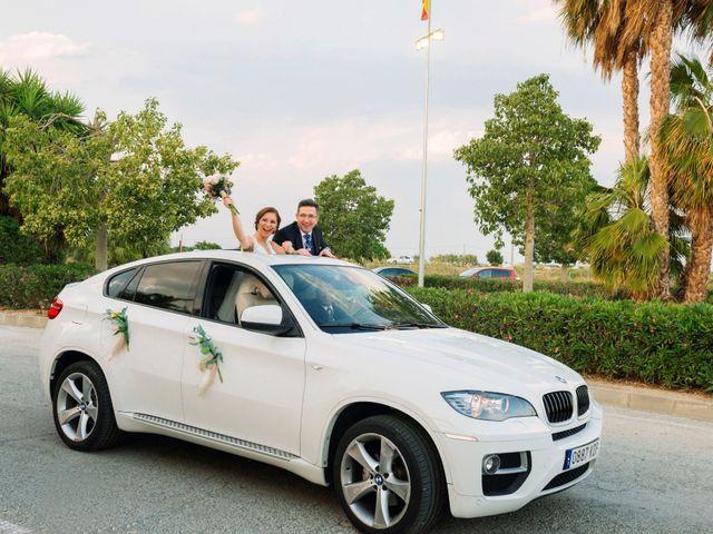 La boda de Raúl y Faby en Alacant/alicante, Alicante 80