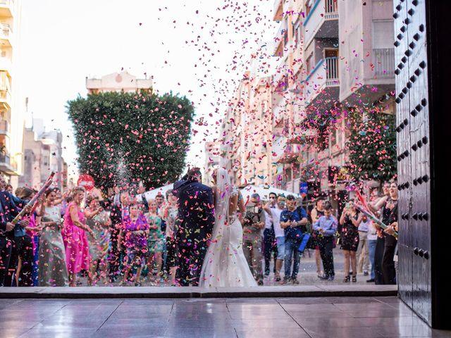 La boda de José Antonio y Eli en Elx/elche, Alicante 26