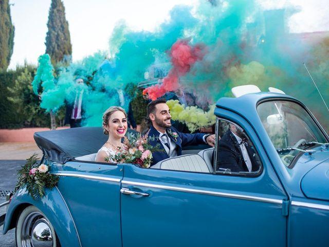 La boda de Eli y José Antonio