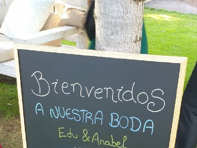 La boda de Edu y Anabel en Sant Fost De Campsentelles, Barcelona 7