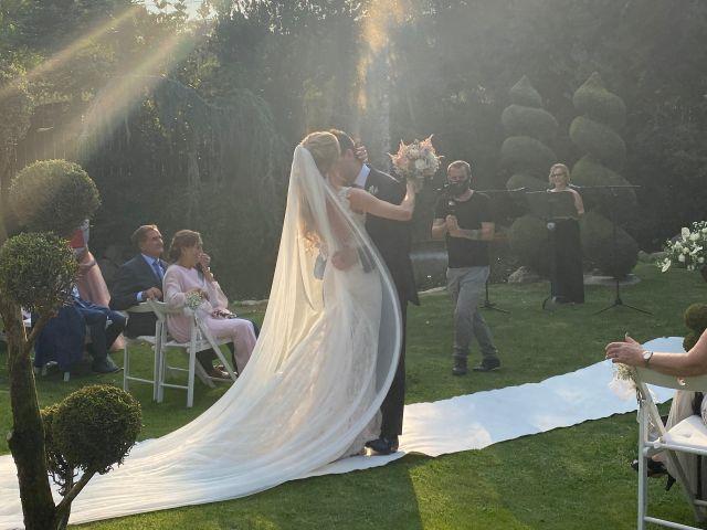 La boda de Edu y Anabel en Sant Fost De Campsentelles, Barcelona 14