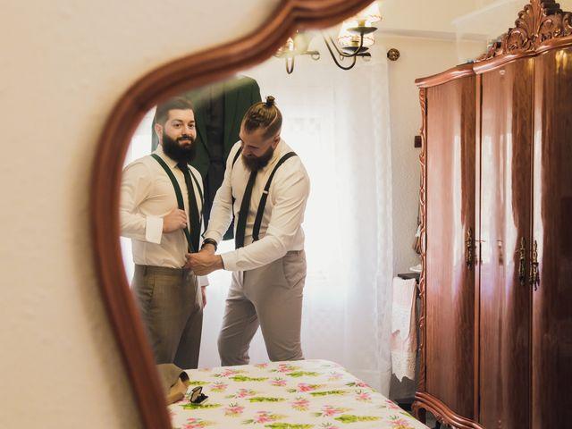 La boda de Cristian y Paloma en San Juan De Alicante, Alicante 16