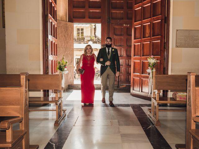 La boda de Cristian y Paloma en San Juan De Alicante, Alicante 19