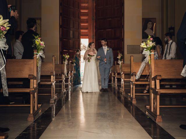 La boda de Cristian y Paloma en San Juan De Alicante, Alicante 21