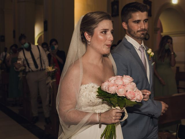 La boda de Cristian y Paloma en San Juan De Alicante, Alicante 22
