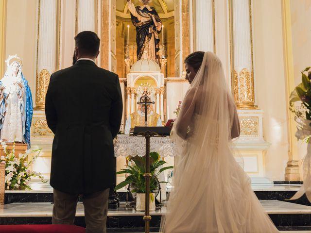 La boda de Cristian y Paloma en San Juan De Alicante, Alicante 24