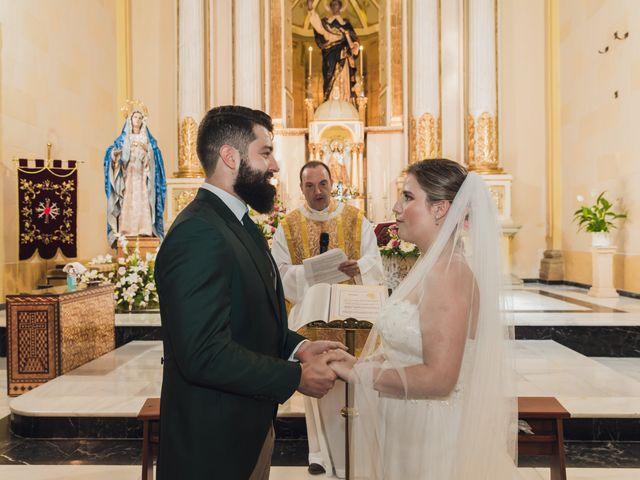 La boda de Cristian y Paloma en San Juan De Alicante, Alicante 25
