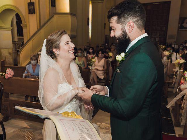 La boda de Cristian y Paloma en San Juan De Alicante, Alicante 26
