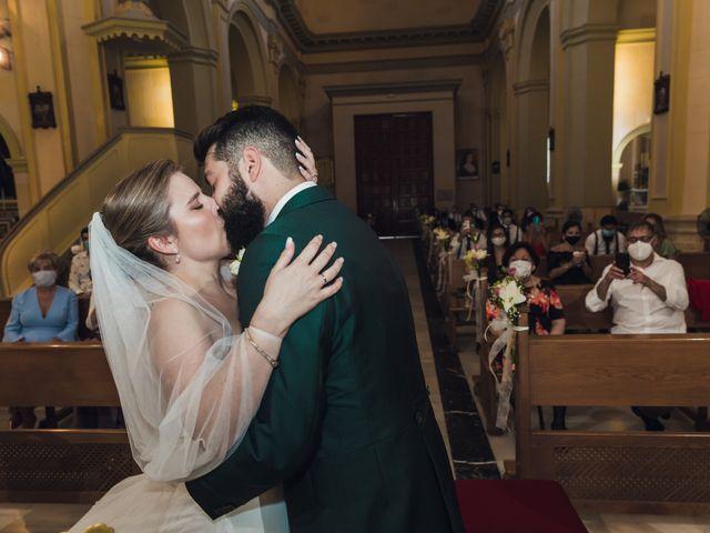 La boda de Cristian y Paloma en San Juan De Alicante, Alicante 27