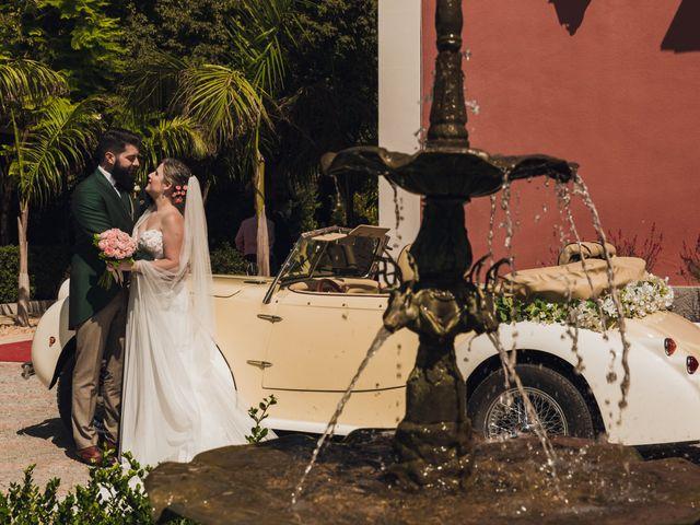 La boda de Cristian y Paloma en San Juan De Alicante, Alicante 2