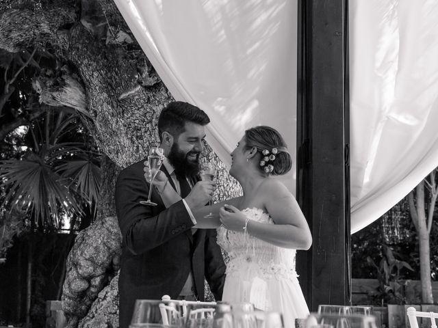 La boda de Cristian y Paloma en San Juan De Alicante, Alicante 33