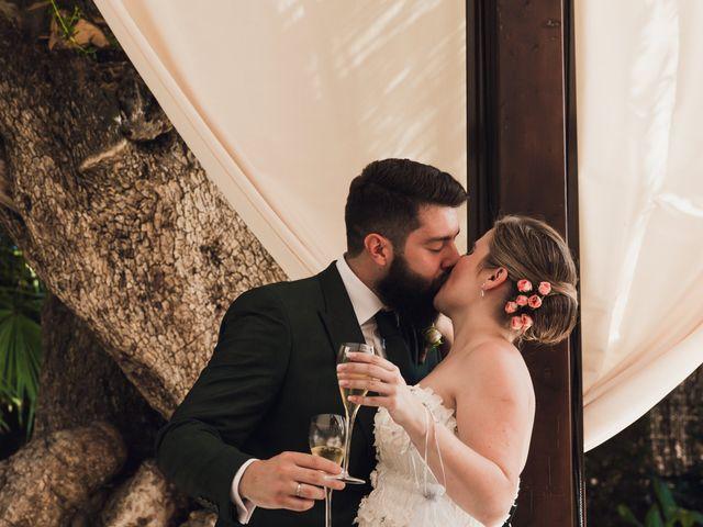 La boda de Cristian y Paloma en San Juan De Alicante, Alicante 34