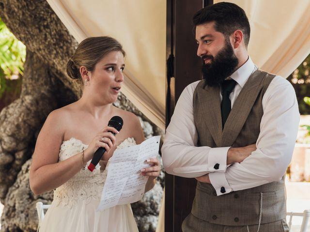 La boda de Cristian y Paloma en San Juan De Alicante, Alicante 36