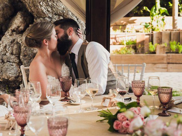 La boda de Cristian y Paloma en San Juan De Alicante, Alicante 39