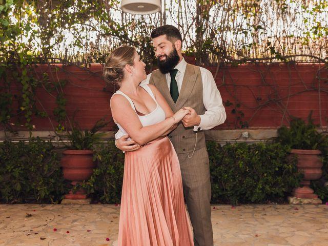 La boda de Cristian y Paloma en San Juan De Alicante, Alicante 45
