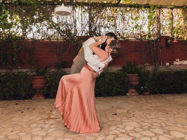 La boda de Cristian y Paloma en San Juan De Alicante, Alicante 47