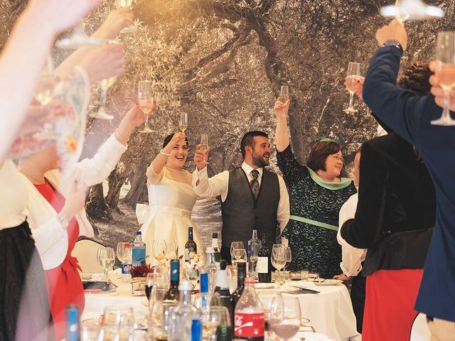 La boda de Marcos y Lorena en Santiago De Compostela, A Coruña 16