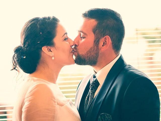 La boda de Marcos y Lorena en Santiago De Compostela, A Coruña 23