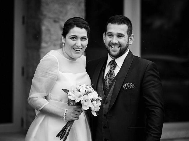 La boda de Marcos y Lorena en Santiago De Compostela, A Coruña 1