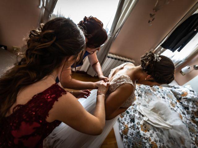 La boda de Pamela y Adonis en Abegondo, A Coruña 10