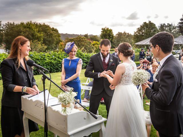 La boda de Pamela y Adonis en Abegondo, A Coruña 38