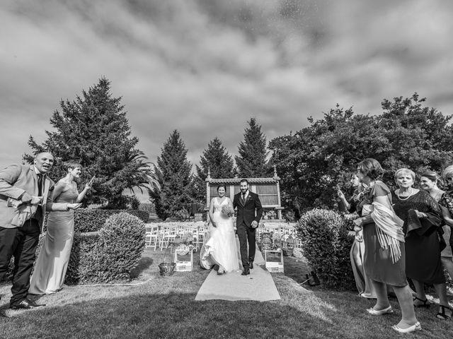 La boda de Pamela y Adonis en Abegondo, A Coruña 42