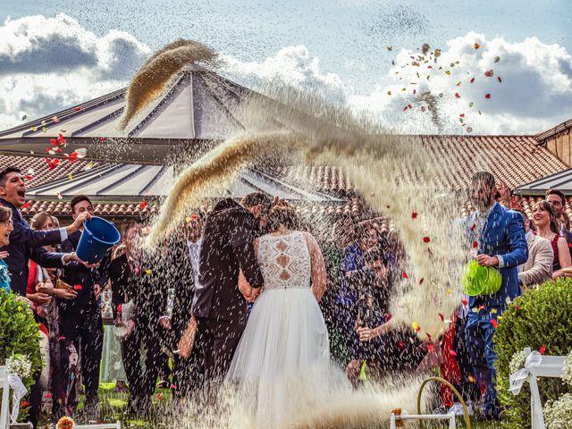 La boda de Pamela y Adonis en Abegondo, A Coruña 43