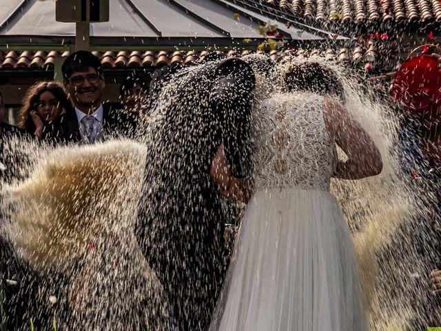La boda de Pamela y Adonis en Abegondo, A Coruña 44