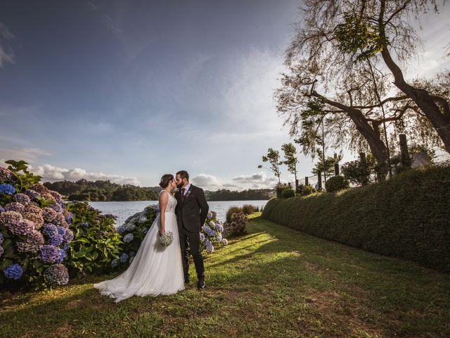 La boda de Pamela y Adonis en Abegondo, A Coruña 49