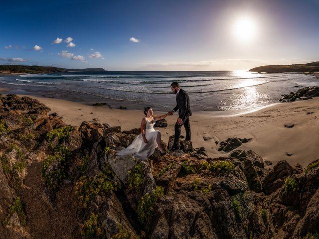 La boda de Pamela y Adonis en Abegondo, A Coruña 58