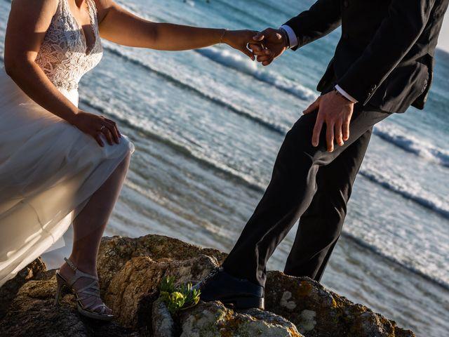 La boda de Pamela y Adonis en Abegondo, A Coruña 59