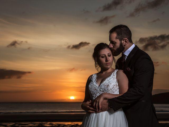 La boda de Pamela y Adonis en Abegondo, A Coruña 63