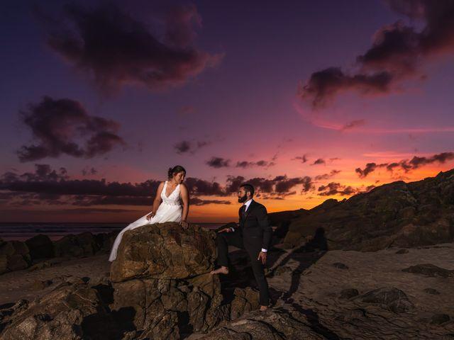 La boda de Adonis y Pamela