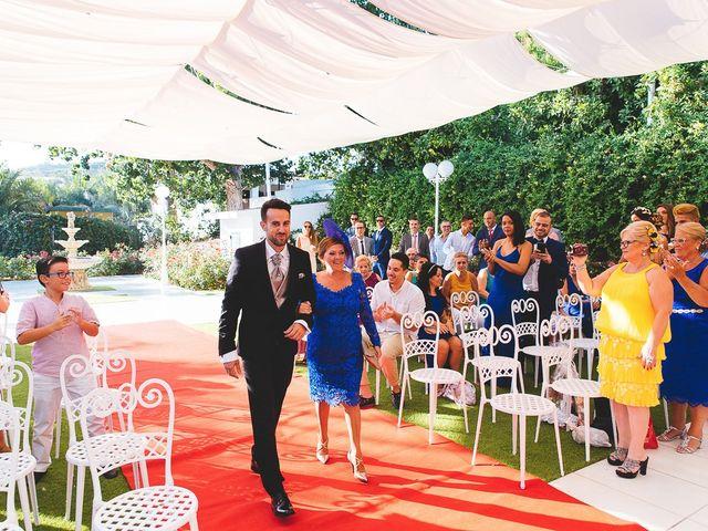La boda de Dani y Patri en Velez Malaga, Málaga 21