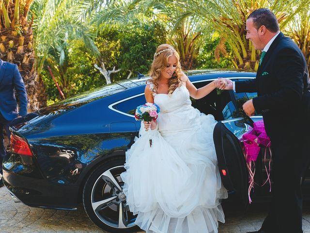 La boda de Dani y Patri en Velez Malaga, Málaga 25