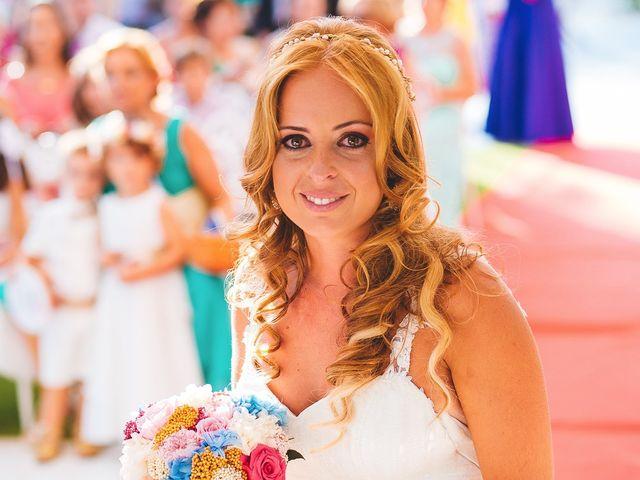 La boda de Dani y Patri en Velez Malaga, Málaga 26