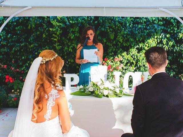 La boda de Dani y Patri en Velez Malaga, Málaga 27