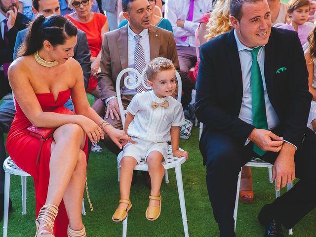 La boda de Dani y Patri en Velez Malaga, Málaga 29