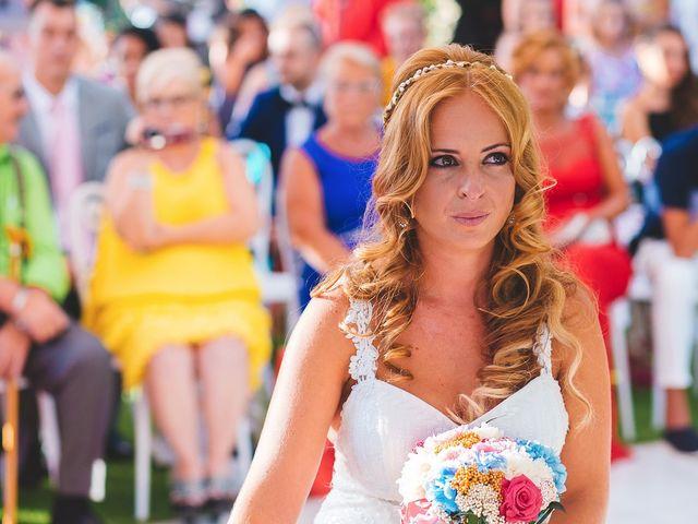 La boda de Dani y Patri en Velez Malaga, Málaga 30