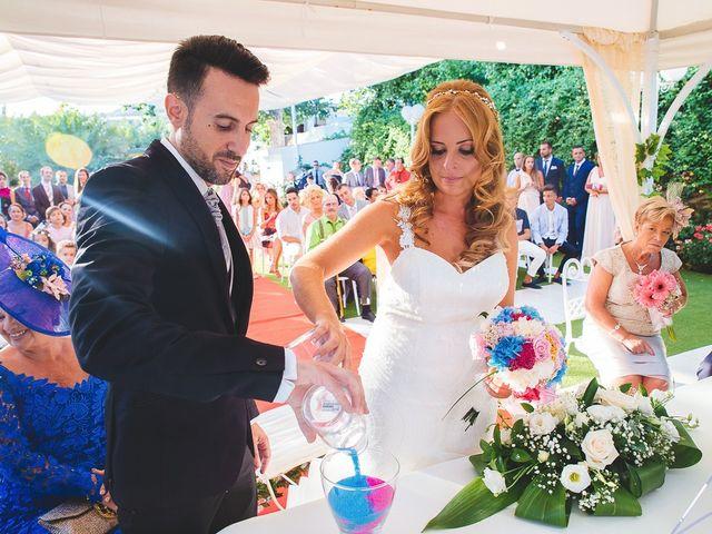 La boda de Dani y Patri en Velez Malaga, Málaga 32