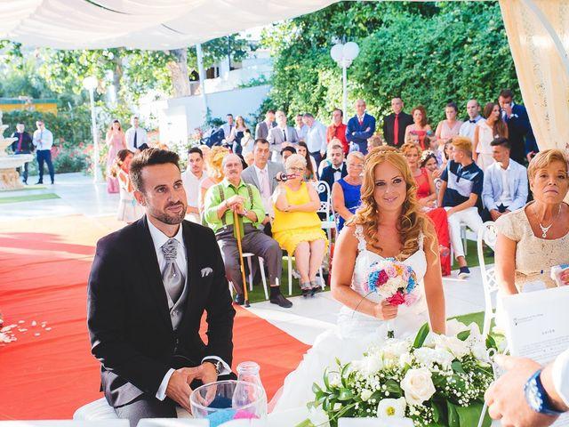 La boda de Dani y Patri en Velez Malaga, Málaga 33