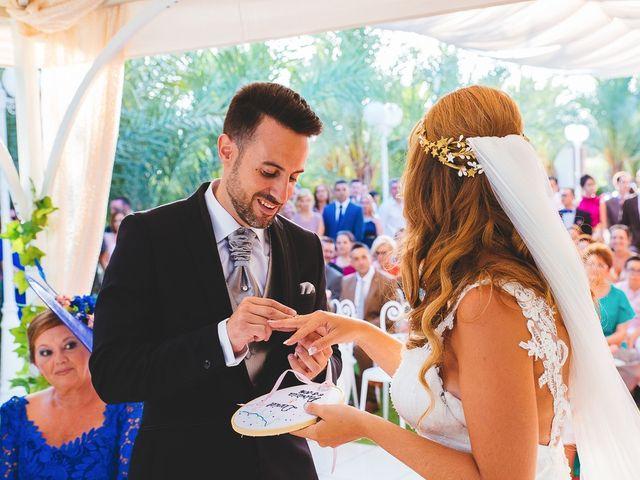 La boda de Dani y Patri en Velez Malaga, Málaga 35