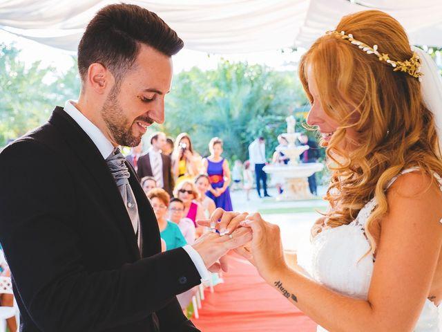 La boda de Dani y Patri en Velez Malaga, Málaga 36