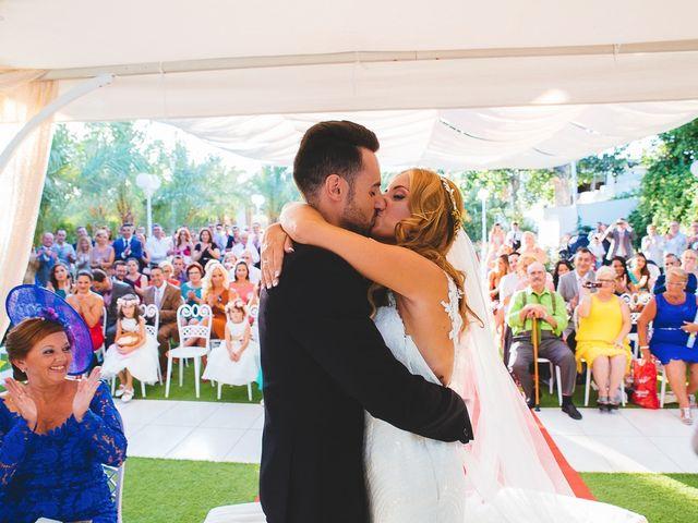 La boda de Dani y Patri en Velez Malaga, Málaga 37