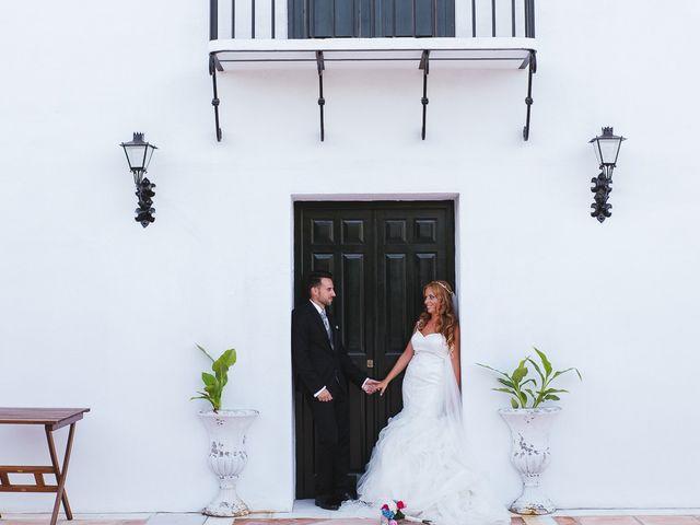 La boda de Dani y Patri en Velez Malaga, Málaga 40