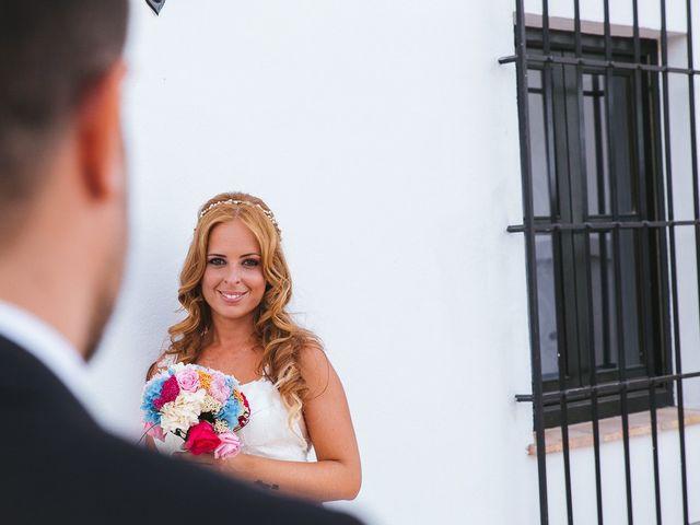 La boda de Dani y Patri en Velez Malaga, Málaga 41