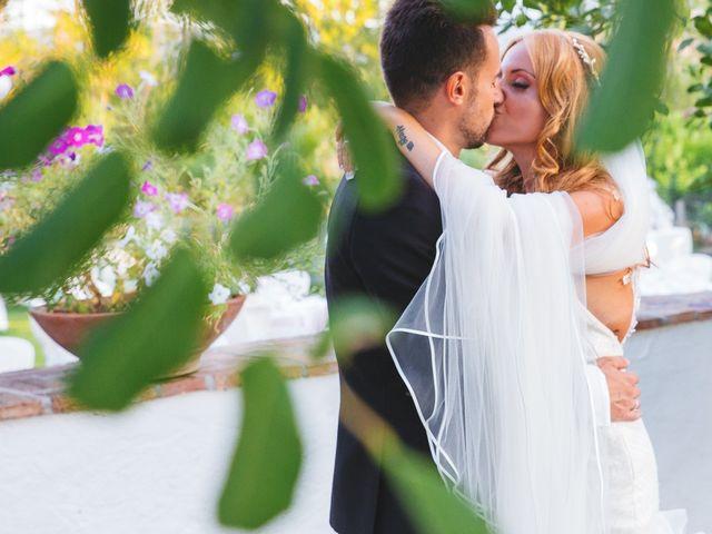 La boda de Dani y Patri en Velez Malaga, Málaga 42