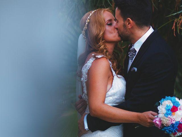 La boda de Dani y Patri en Velez Malaga, Málaga 45