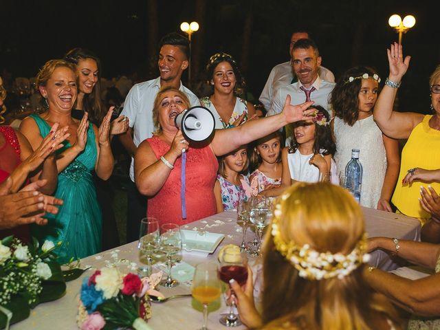 La boda de Dani y Patri en Velez Malaga, Málaga 58